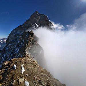 KaMo na vrcholu Pic Tyndall (4.8.2017 10:00)