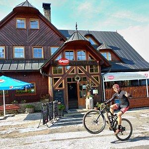 Fíkus na vrcholu Kohútka (1.5.2019 17:00)
