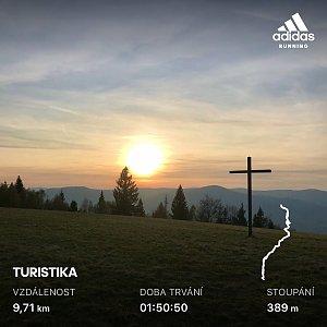 matygawlasova na vrcholu Loučka (1.11.2019 15:49)
