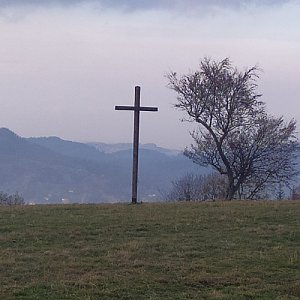 ŠenovKK na vrcholu Loučka (28.10.2020 14:56)
