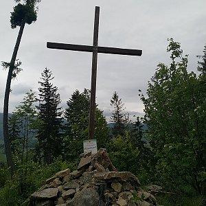 Anna na vrcholu Prašivá hora (23.5.2020 15:14)