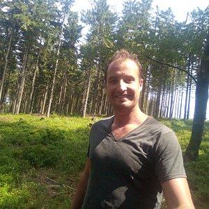 Bartek_na_cestach na vrcholu Kalužný (24.7.2020 11:08)