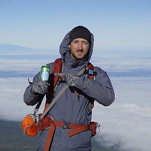 Pája Slon na vrcholu Pico de Teide (22.11.2019 7:32)
