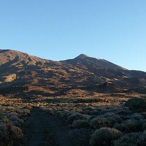 Martin Konvičný na vrcholu Pico de Teide (13.12.2016 16:40)