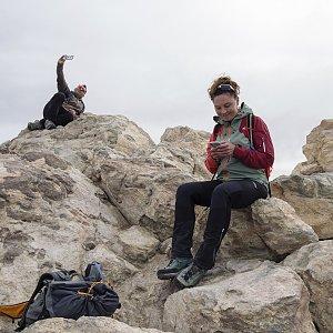 Martha MbFol Tová na vrcholu Pico de Teide (12.11.2020 21:12)
