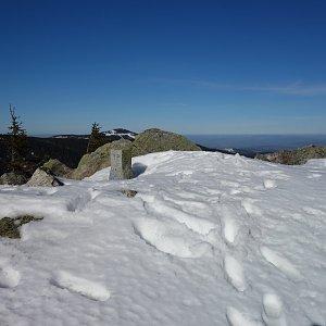 Patejl na vrcholu Stroma (17.2.2019 12:00)