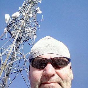 Li Be na vrcholu Kubánkov (29.12.2020 11:52)