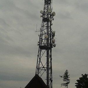ŠenovKK na vrcholu Kubánkov (18.7.2019 11:27)