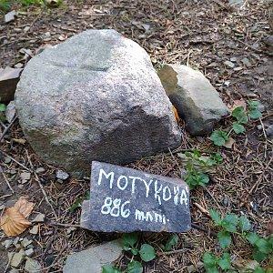 Gregořicovi na vrcholu Motyková (10.10.2021 9:39)