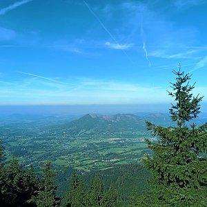 Milan Meravy na vrcholu Smrk (4.10.2021 12:26)