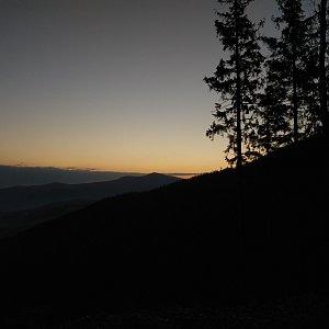 Miros na vrcholu Velká Stolová (4.4.2020 6:54)