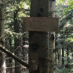 ZdenekCahlik na vrcholu Velká Stolová (7.9.2018 12:02)