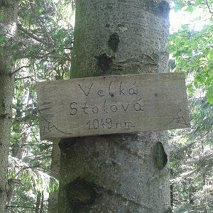 ŠenovKK na vrcholu Velká Stolová (10.6.2019 12:29)