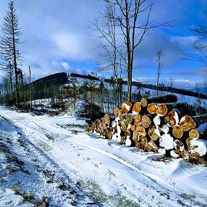 pa3k.soyka na vrcholu Stanovec (13.2.2020 9:30)