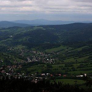 Bouřka na vrcholu Vlčí hřeben (29.5.2019 11:57)