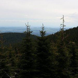 Bouřka na vrcholu Vlčí hřeben - J vrchol (29.5.2019 11:34)