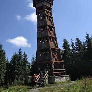 krupjan na vrcholu Miloňová (1.8.2020 11:53)