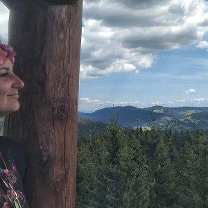 Zde Nka na vrcholu Miloňová (11.5.2019 13:04)