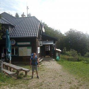 Bartek_na_cestach na vrcholu Ostrý (24.7.2020 10:00)