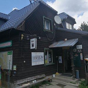 Petra Kosarkova na vrcholu Ostrý (13.8.2021 14:42)