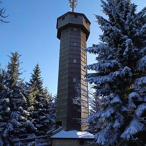 ŠenovKK na vrcholu Čarták (27.12.2020 11:13)