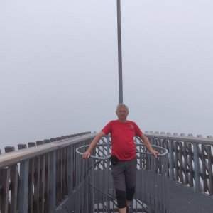 Pepino na vrcholu Velká Deštná (26.7.2021 9:57)