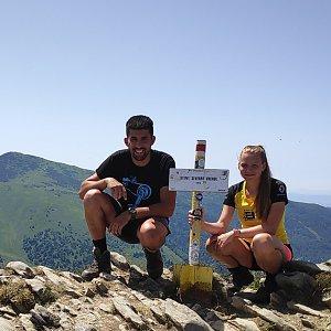Fíkus na vrcholu Steny, severný vrchol (30.6.2019 13:33)