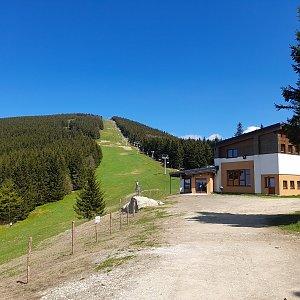 Milan Meravy na vrcholu Černava (2.6.2021 14:46)