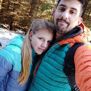 Fíkus na vrcholu Zmrzlý vrch (27.2.2019 14:42)