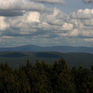 Bouřka na vrcholu Koruna (1.5.2020 17:42)