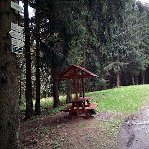 Vítězslav Vrána na vrcholu Kotlová (10.5.2019 13:43)