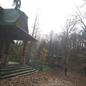 Alžběta Šlosarová na vrcholu Hostýn (29.10.2019 11:05)