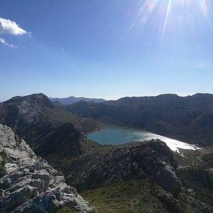 martenzites na vrcholu Puig de la Font (30.5.2019 0:00)