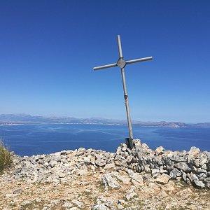 martenzites na vrcholu Puig de la Creu (31.5.2019 0:00)