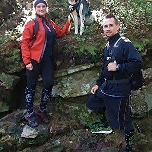 David Bunny Beil na vrcholu Skalka (na Pustevnách) (15.9.2019 12:30)