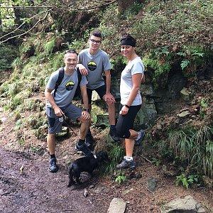 PePa na vrcholu Skalka (na Pustevnách) (12.8.2018 10:42)