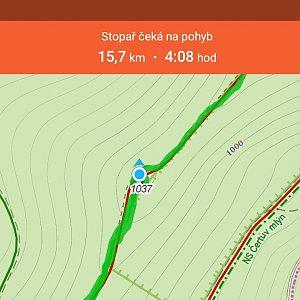 PeteBukař na vrcholu Skalka (na Pustevnách) (25.5.2019 15:34)