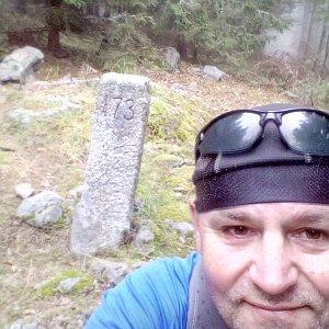 Li Be na vrcholu Chlustov (17.9.2020 13:02)