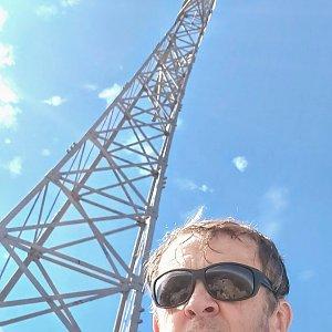 Petr Mikeska na vrcholu Wielki Giewont (4.9.2020 12:20)
