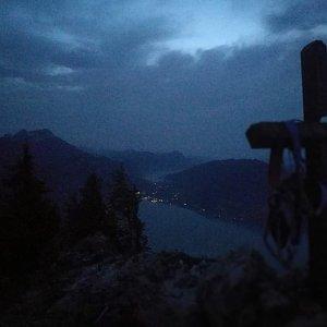 martenzites na vrcholu Mahdlgupf (14.6.2019 21:46)