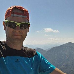 ZetBé na vrcholu Dachsteinblick (31.7.2020 11:47)