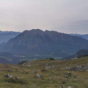 martenzites na vrcholu Traweng (19.9.2020 11:30)