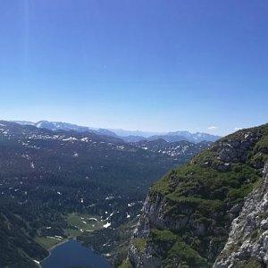 martenzites na vrcholu Rinnerkogel (28.6.2019 11:00)