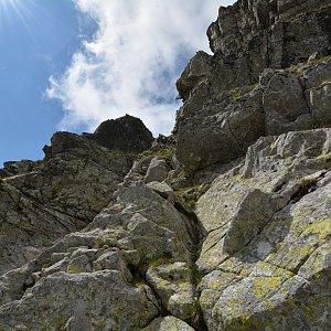 krupjan na vrcholu Bystrá lávka (3.7.2019 9:46)