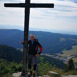 Pepino na vrcholu Zvolen (5.7.2019 10:46)