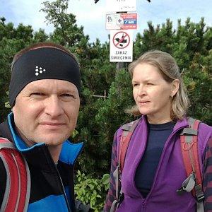 ZetBé na vrcholu Kepa (16.8.2019 9:02)