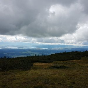 Michal na vrcholu Kepa (28.8.2021 11:40)