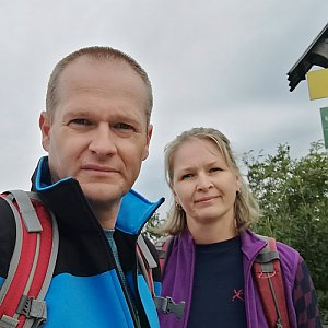 ZetBé na vrcholu Sokolica (16.8.2019 8:45)
