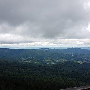 Michal na vrcholu Sokolica (28.8.2021 11:12)