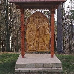 Tereza Lhotská na vrcholu Metylovická hůrka - Čupek (24.4.2020 18:30)
